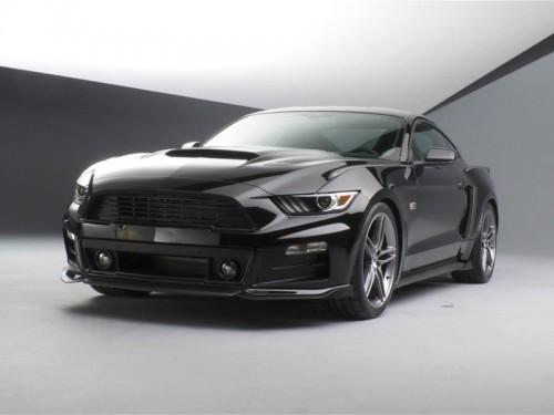 тюнинг автомобиля Ford Mustang от Roush