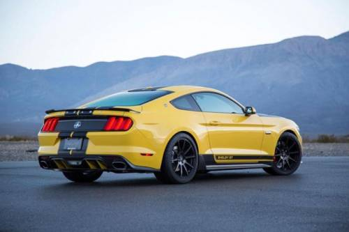 Ford Mustang от Shelby American