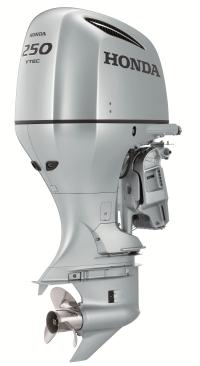 Подвесной лодочный двигатель Honda BF250A