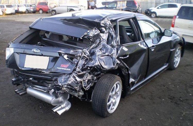 задумчивом Можно ли продать машину после тотала разрушилась Элвин