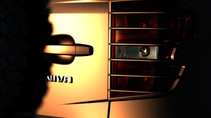 авто новости, Chevrolet Niva