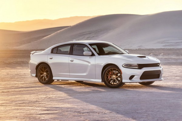 авто новости, Dodge Charger SRT Hellcat