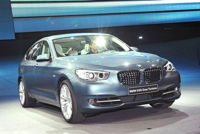 BMW 5 Series Gran Turismo.