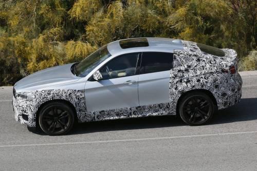 Обновленные модификации BMW X5 M и X6 M