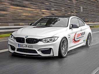 Тюнинг BMW M4 от Lightweight