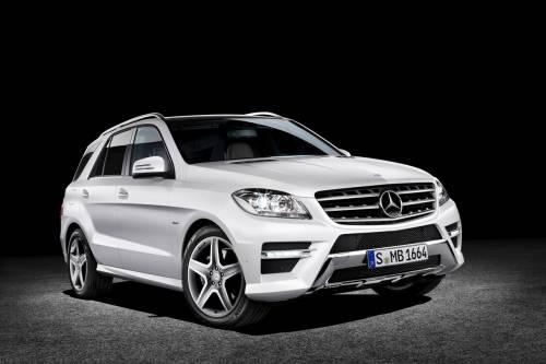 Mercedes–Benz ML